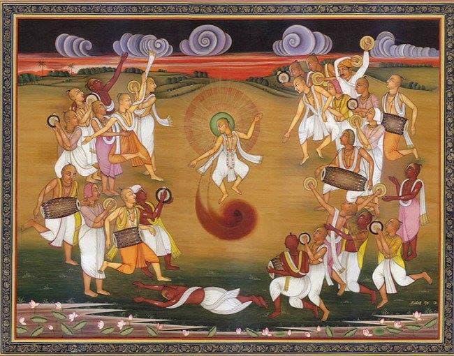 Санкиртана Махапрабху