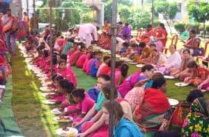 Вайшнави Из Гурукулы
