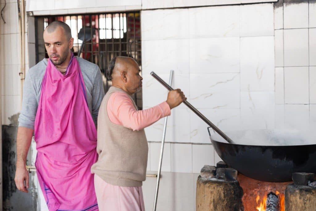 Радхе Кундж Кухня