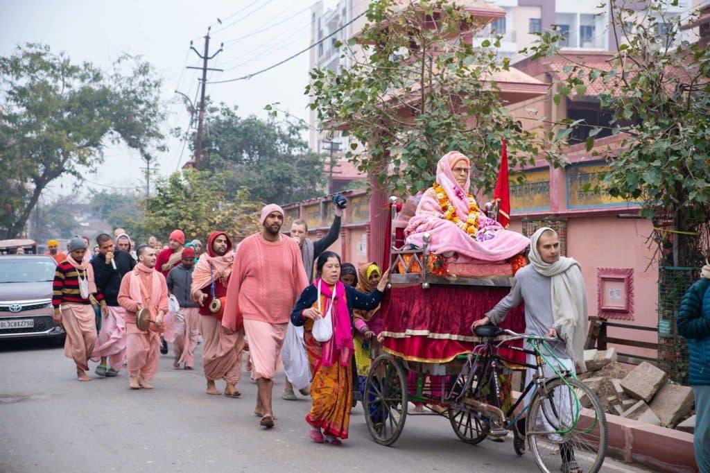 Праздник в честь Бхактисиддханты Сарасвати Тхакура