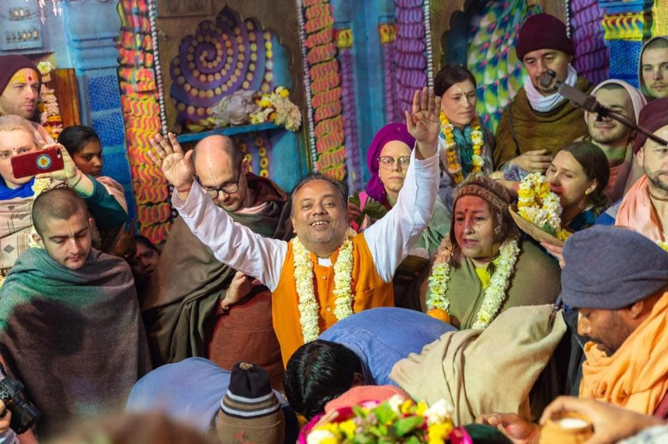 Поклонение Гопишваре Махадеву в Шива-ратри (экстаз)!