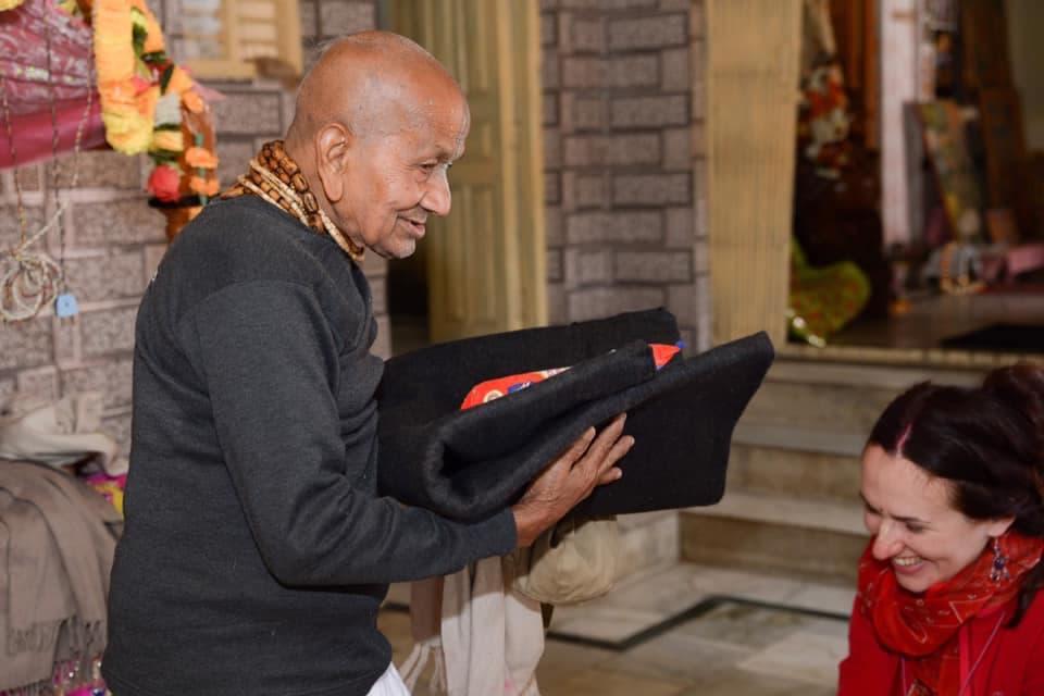 радхе Кундж Подарки Бабаджи