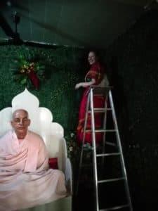 Свами Прабхупада Навадвипа