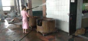 Мытье Стен