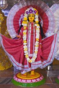 Гададхара Пандит В Радхе Кундже
