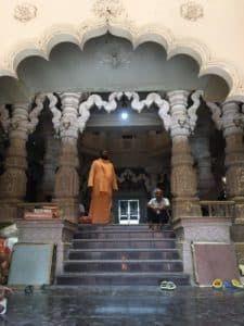 Подарки в 40 храмов Вриндавана