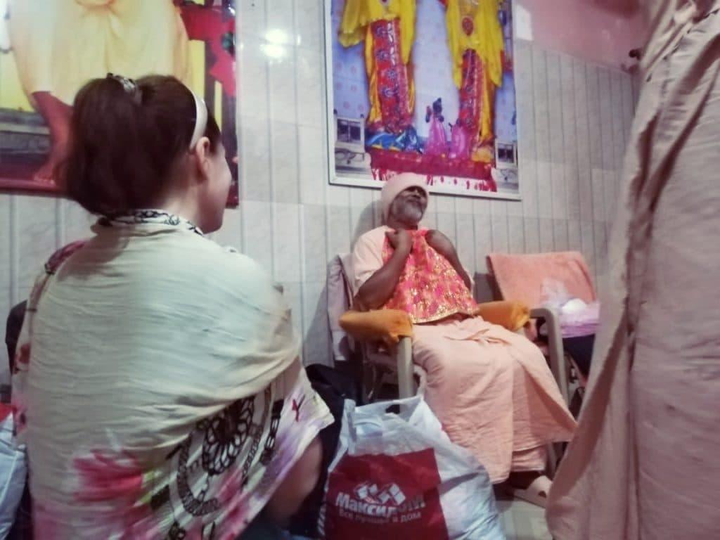 Прабхуджи Катьяяни Хладини1