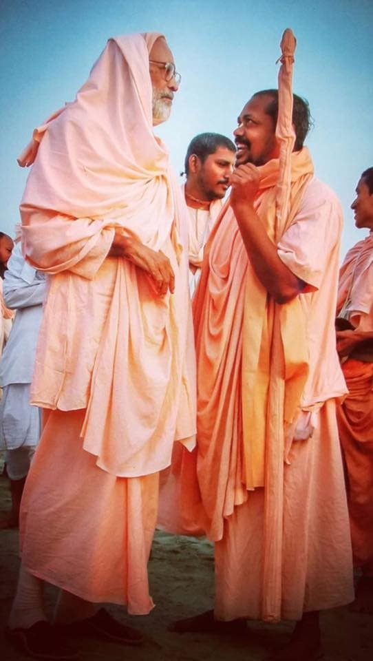 Нараяна Махарадж Тиртха Махарадж