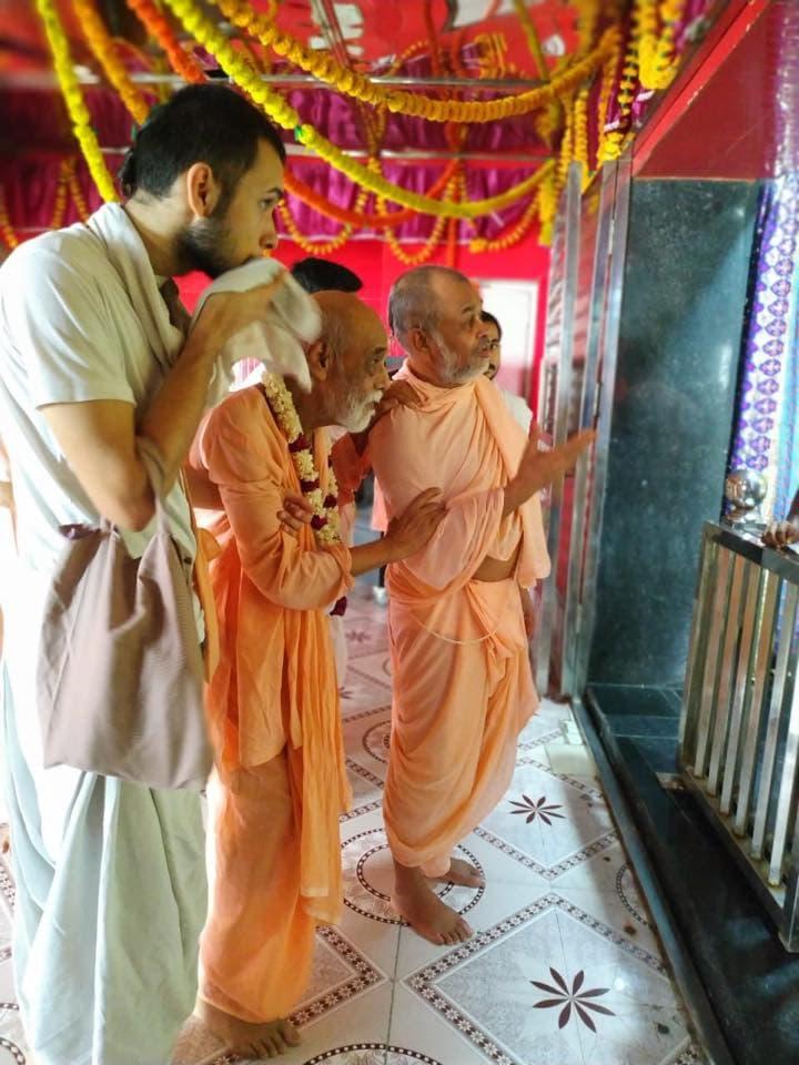 Премананда Бхакти Ранджана Махарадж1
