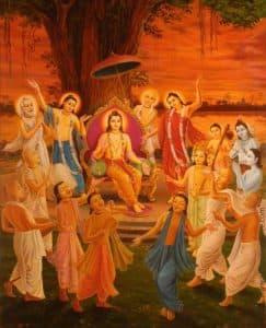 День ухода Нарахари Саркара Тхакура