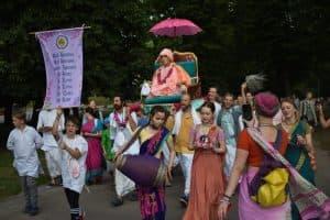 Шрила Гурудев приехал в Литву!